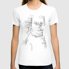 Custom made Mozart T-shirt