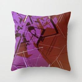 6519 Throw Pillow