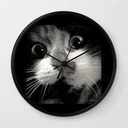 Le miroir Wall Clock