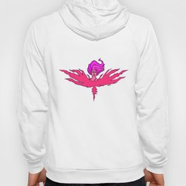 Power (Magenta) Hoody