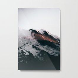 Mount Rainier VII Metal Print