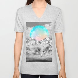 Put Your Thoughts To Sleep Unisex V-Neck