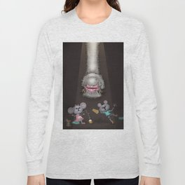 That bird so ugly !!! Long Sleeve T-shirt