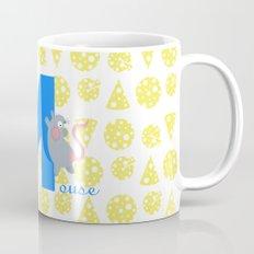 m for mouse Mug