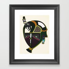 Jam Framed Art Print