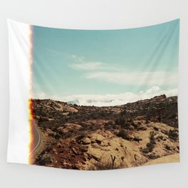 First of the Roll / Utah on 35mm Wall Tapestry