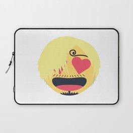 Sanji Emoji Design Laptop Sleeve