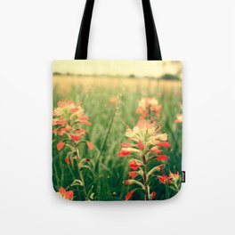 Wild flowers! Tote Bag