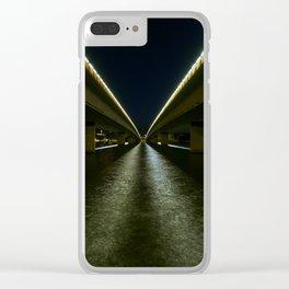Kings Avenue Bridge, Canberra Clear iPhone Case
