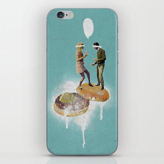 Danse Sale | Collage iPhone & iPod Skin