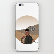 Finn iPhone & iPod Skin