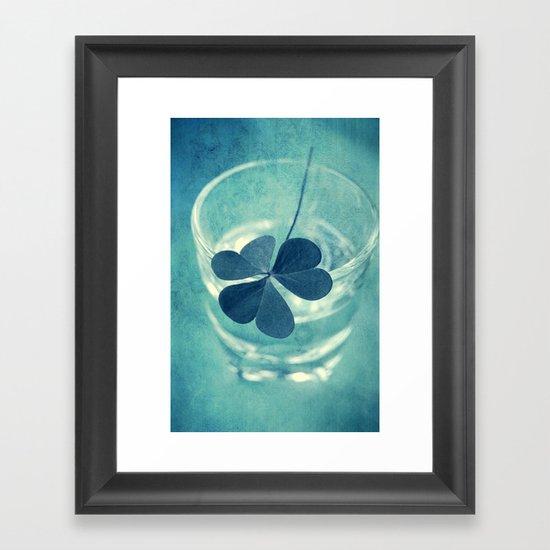 make me happy Framed Art Print