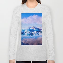 Ice Shard Magic Long Sleeve T-shirt