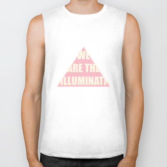 Illuminati Biker Tank