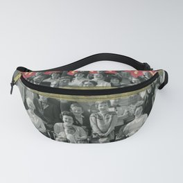 We Don't Need No Thought Control Fanny Pack