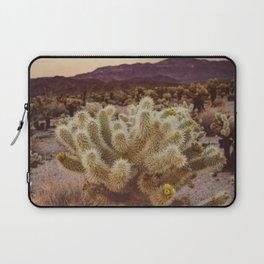 Cholla Cactus Garden VI Laptop Sleeve