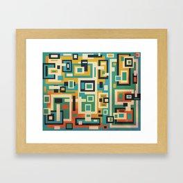 Berzerk Framed Art Print