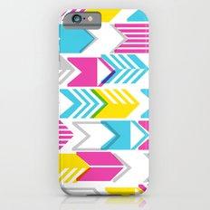 Tribal Arrows (CMYGray) Slim Case iPhone 6s