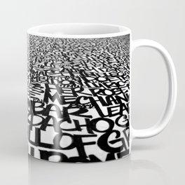 Upwords Coffee Mug