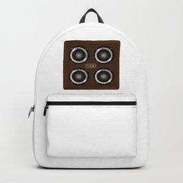 4 X 12 Guitar Amplifier Cabinet Backpack