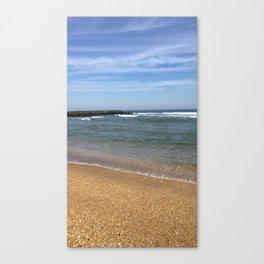 Baesic Calm Waters Canvas Print