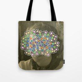 Hide A Smile Tote Bag