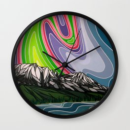 All is Full of Love Wall Clock