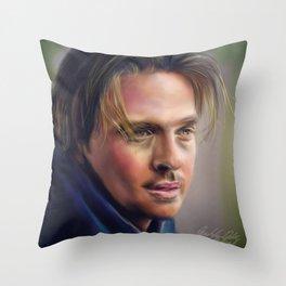 Todd - SPF Throw Pillow