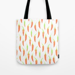 Chilies For Everyone! Tote Bag