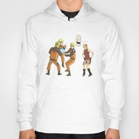 naruto Hoodies featuring Naruto Science by Solidus