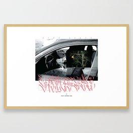 VIDA JOVEN #01 Framed Art Print