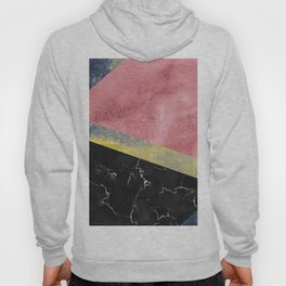 Raw Feelings - Abstract Textures Hoody