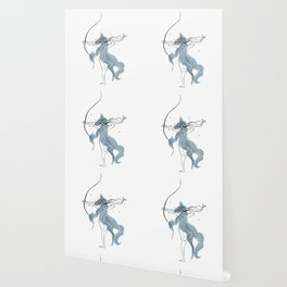 Sagittarius The Archer Wallpaper
