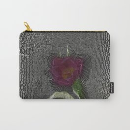 Tulip Grid Carry-All Pouch