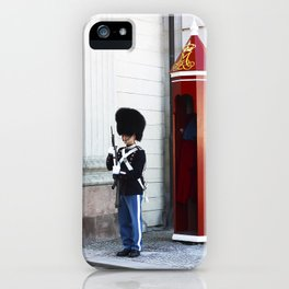 The tin soldier iPhone Case