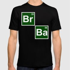 Breaking Bad 1 (Br 35 Pillow) SMALL Mens Fitted Tee Black