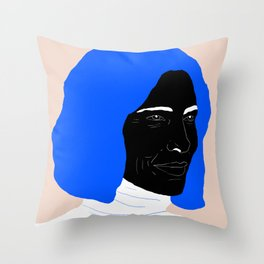 There was a time Throw Pillow