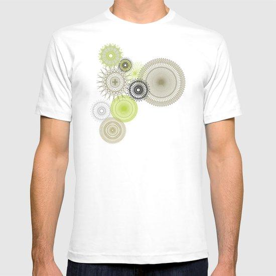 Modern Spiro Art #1 T-shirt