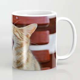 eye of tiger Coffee Mug
