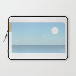 Choppy Waves Laptop Sleeve