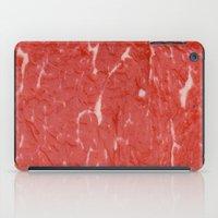nietzsche iPad Cases featuring Carnivore by pixel404