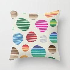 ShapePlay 2 Throw Pillow