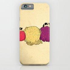 Cows love ice cream iPhone 6s Slim Case
