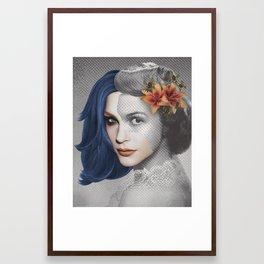 Buzz Framed Art Print