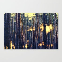 Hide in Trees Canvas Print