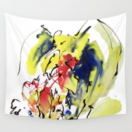 "Fantastic animals ""Pellicano"" Wall Tapestry"