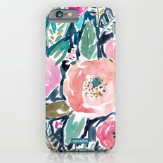 Gardens of Capitola Watercolor Floral iPhone 6 Slim Case