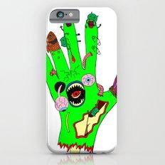 Zombie hand iPhone 6s Slim Case