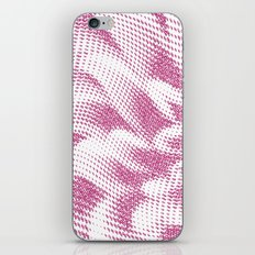 Flower Whisps iPhone & iPod Skin