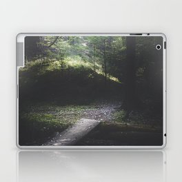 The road back is always the hardest Laptop & iPad Skin